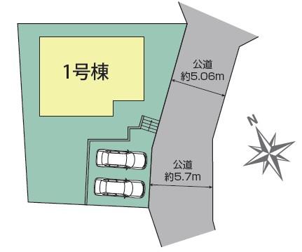 【新築戸建】東区美和台